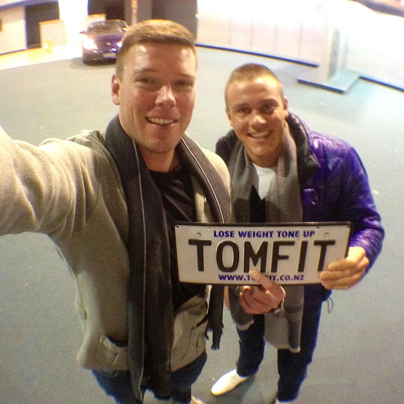 tommy and radek tomfit