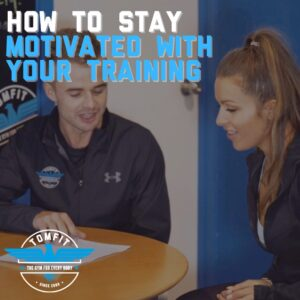 How to stay motivated when you join a gym