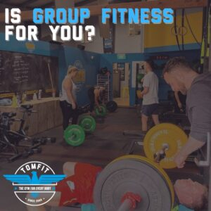 Is Group Fitness for you?